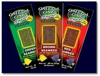 Omega One Seaweed Green 23gr