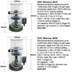 Odpieniacz Tunze DOC Skimmer 9415