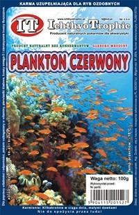 IT-Ichthyo Trophic Plankton czerwony 100g