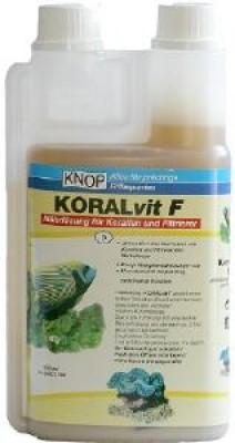 Knop KoralVit F 300ml