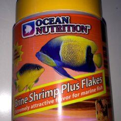 Ocean Nutrition Brine shrimp plus flakes 34g