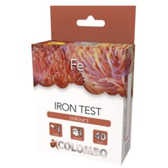 Colombo Marine Iron test