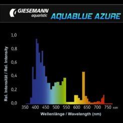 D-D Giesemann Lagoon Blue/Aquablue azure 80W