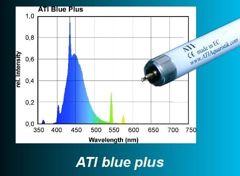 ATI Blue plus 80W