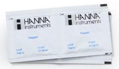 Hanna Instruments Reagenty do minifotometru na fosfor HI 736-25
