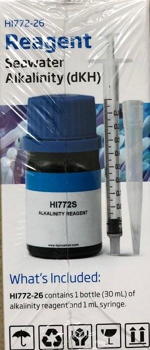 Hanna Instruments Reagenty do minifotometru na alkaliczność HI 772S
