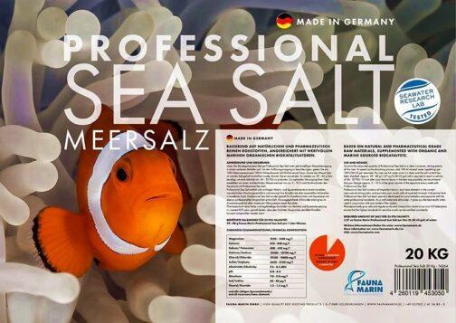 Fauna Marin Professional Sea Salt 20kg